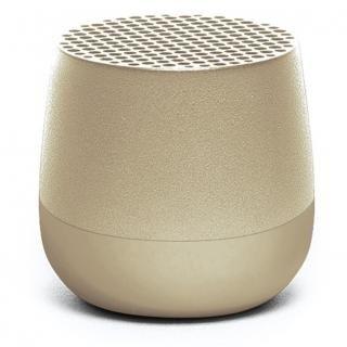 LEXON Bluetoothスピーカー mino ゴールド