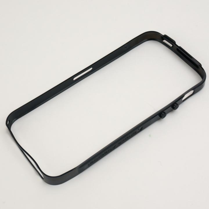 【iPhone SE/5s/5ケース】Cleave Aluminum Bumper  Aero TPUバンパーキット Black_0