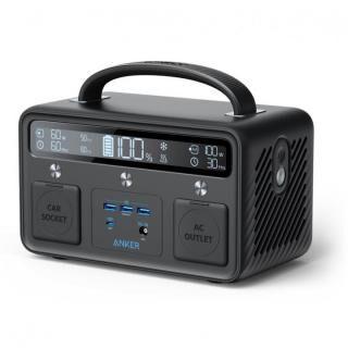 Anker PowerHouse II 400 108000mAh ポータブル電源 ブラック【7月中旬】