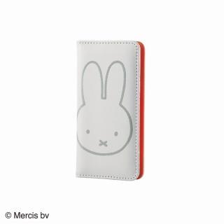 【iPhone6ケース】ミッフィー ソフトレザー手帳型ケース ミッフィー iPhone 6ケース_1