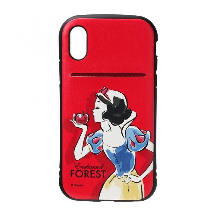 【iPhone XS/Xケース】Premium Style タフポケットケース 白雪姫 iPhone XS/X_0
