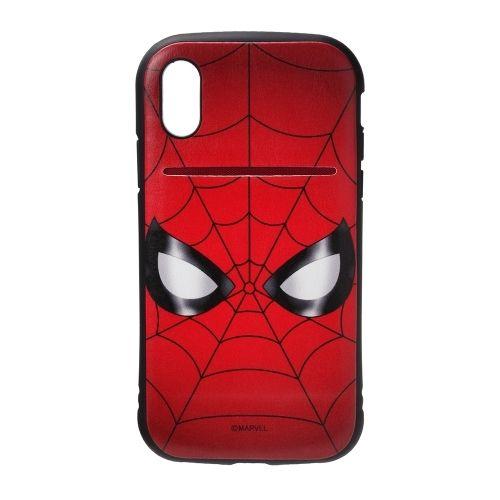 iPhone XS/X ケース Premium Style タフポケットケース スパイダーマン iPhone XS/X_0