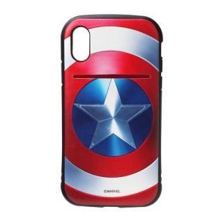 Premium Style タフポケットケース キャプテン・アメリカ iPhone X