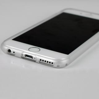 【iPhone6ケース】クリアマットケース アヒル iPhone 6ケース_1