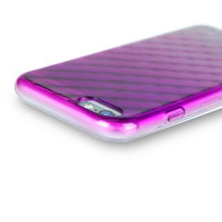 【iPhone6ケース】鮮やかなカラーリング 染 DWパープル iPhone 6ケース_2