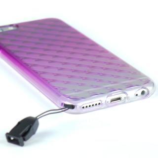 【iPhone6ケース】鮮やかなカラーリング 染 DWブルー iPhone 6ケース_1