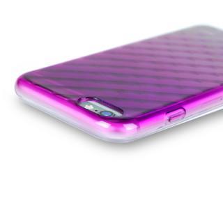 【iPhone6ケース】鮮やかなカラーリング 染 DWブルー iPhone 6ケース_2