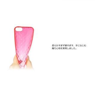 【iPhone6ケース】鮮やかなカラーリング 染 DWブルー iPhone 6ケース_3