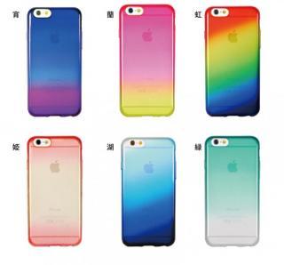 【iPhone6ケース】鮮やかなカラーリング 染 桜 iPhone 6ケース_4
