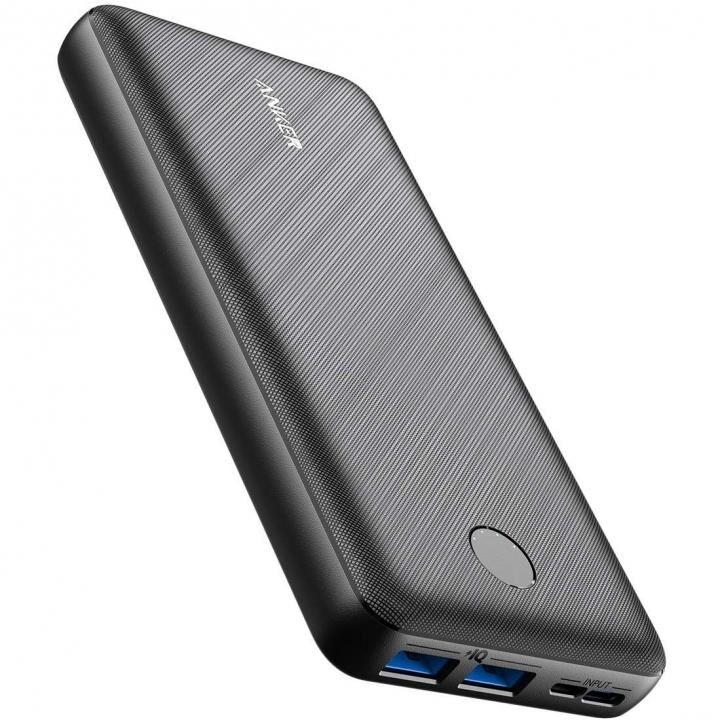 Anker PowerCore Essential 20000 20000mAh モバイルバッテリー ブラック【7月上旬】_0