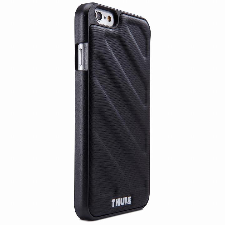 タフでスポーティー Thule Gauntlet ブラック iPhone 6ケース