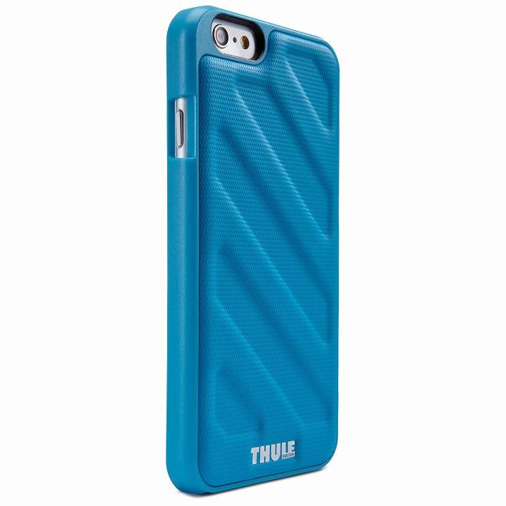 タフでスポーティー Thule Gauntlet ブルー iPhone 6ケース