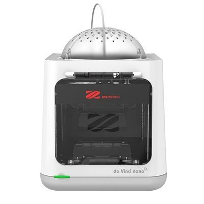 XYZプリンティング Wi-Fi対応 入門者向け3Dプリンター ダヴィンチ nano W_0