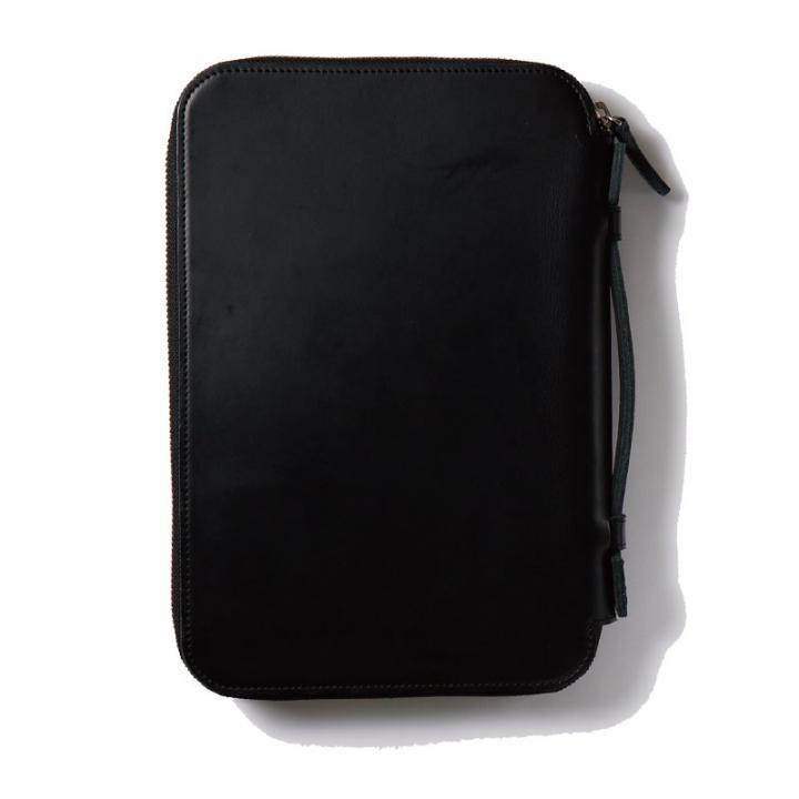 タブレットオーガナイザー WORKBASE GLASS ブラック