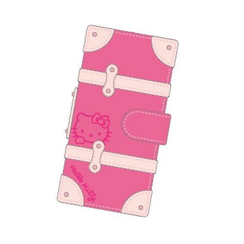 iPhone SE/5s/5 ケース ハローキティ iPhone SE/5s/5対応トランクカバー ピンク_0