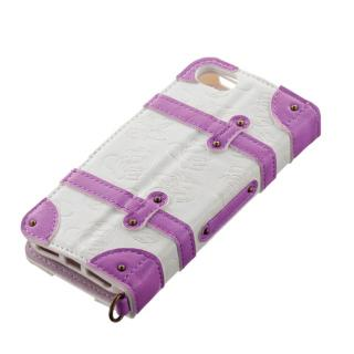 【iPhone SE/5s/5ケース】ディズニー トランク手帳型ケース D&D iPhone SE/5s/5/5c_2