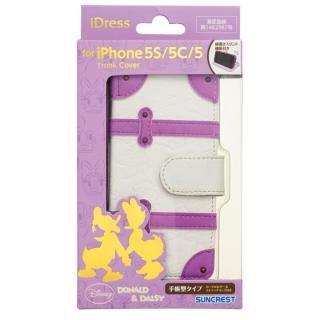 【iPhone SE/5s/5ケース】ディズニー トランク手帳型ケース D&D iPhone SE/5s/5/5c_4
