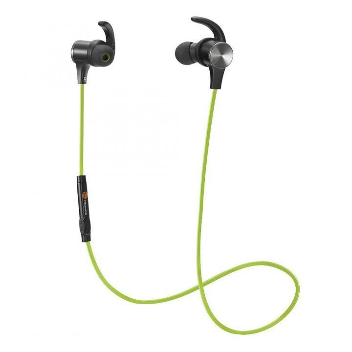 Bluetoothイヤホン TT-BH07 グリーン_0