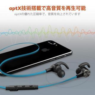 Bluetoothイヤホン TT-BH07 ブルー_1