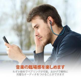 Bluetoothイヤホン TT-BH07 ブルー_6