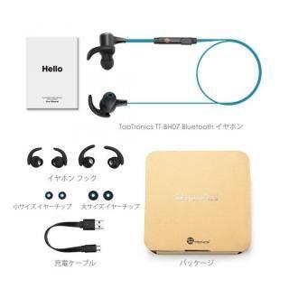 Bluetoothイヤホン TT-BH07 ブルー_7