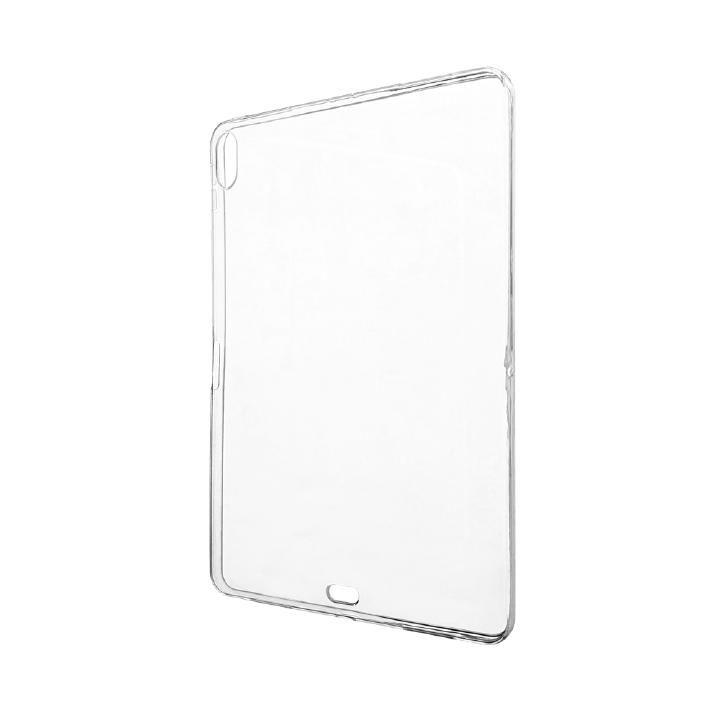 クリアケース「剛柔」  ハーフクリア iPad Pro 2018 11インチ_0