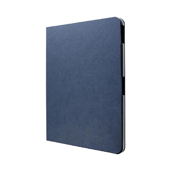 薄型・軽量フラップケース 「PRIME SLIM」 ネイビー iPad Pro 2018 11インチ_0