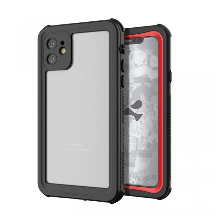 iPhone 11 Pro Max ケース ノーティカル2 iPhoneケース レッド iPhone 11 Pro Max_0
