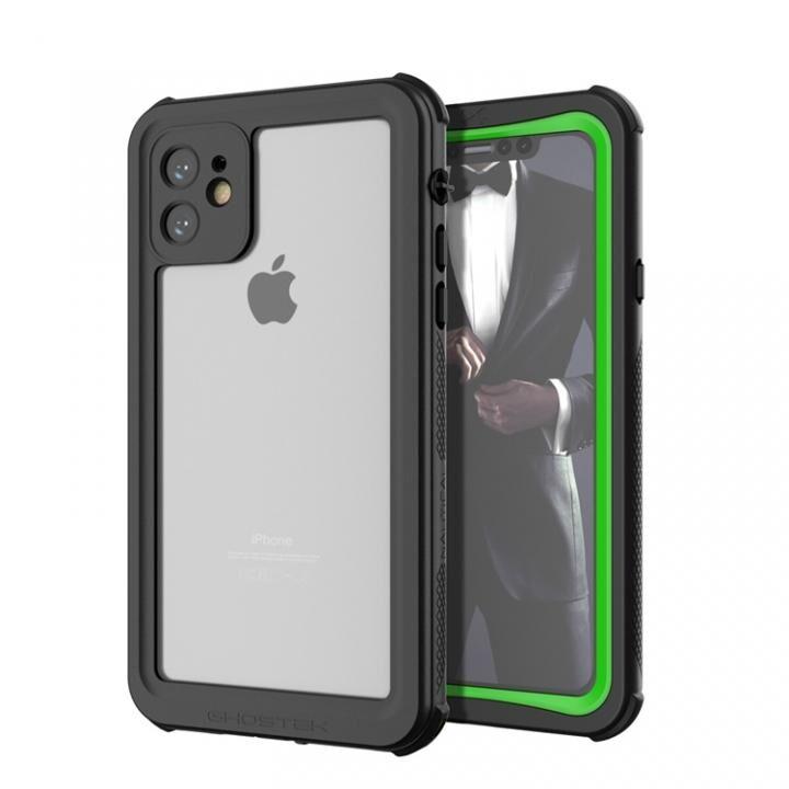 iPhone 11 ケース ノーティカル2 iPhoneケース グリーン iPhone 11_0