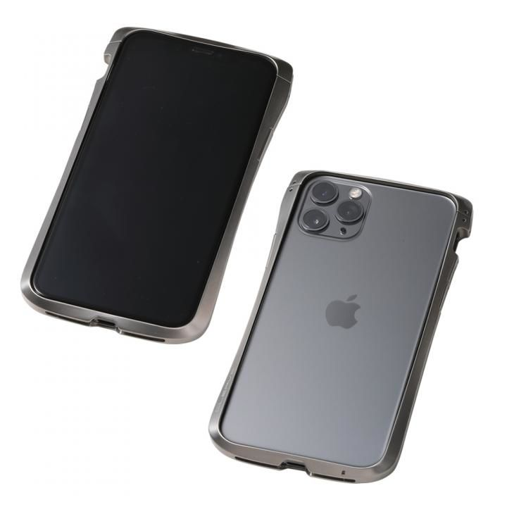 iPhone 11 Pro/XS ケース CLEAVE TITANIUM64 Bumper バンパー iPhone 11 Pro/XS/X_0