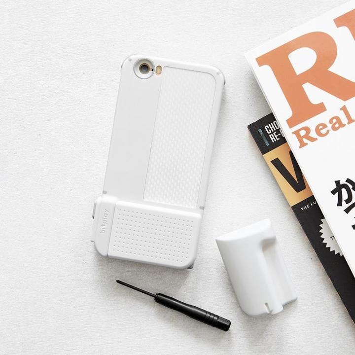 iPhone6s/6 ケース SNAP! PRO 物理シャッターボタン搭載ケース Basic ホワイト iPhone 6s/6_0