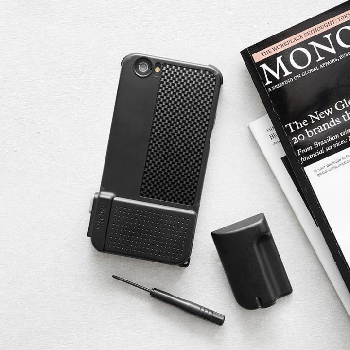 iPhone6s/6 ケース SNAP! PRO 物理シャッターボタン搭載ケース Basic ブラック iPhone 6s/6_0