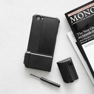 iPhone6s/6 ケース SNAP! PRO 物理シャッターボタン搭載ケース Basic ブラック iPhone 6s/6