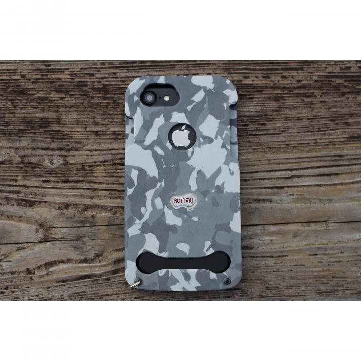 iPhone7/6s/6 ケース EVA素材フルボディケース SURMY グレイミリタリー iPhone 7/6s/6_0