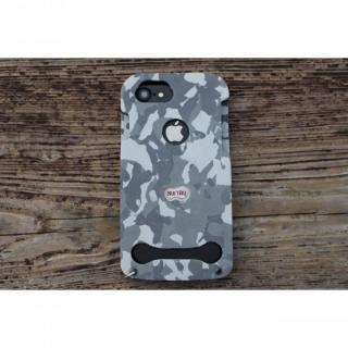 EVA素材フルボディケース SURMY グレイミリタリー iPhone 7/6s/6