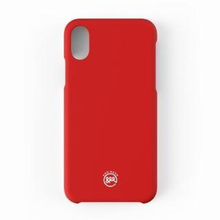 【iPhone XS/Xケース】AndMesh Basic Case レッド iPhone XS/X_1