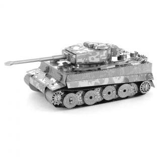 メタリックナノパズル タイガー1型戦車