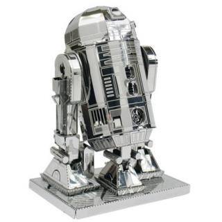 メタリックナノパズル R2-D2