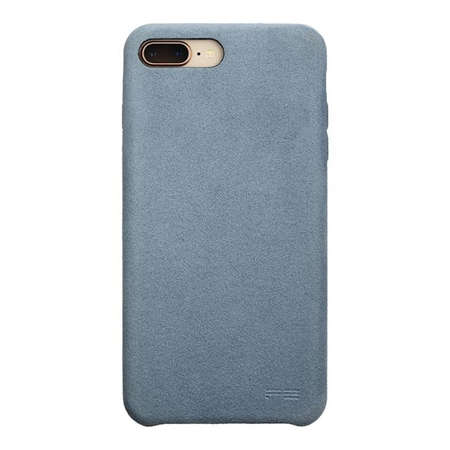 iPhone8 Plus/7 Plus ケース パワーサポート Ultrasuede Air jacket スカイ iPhone 8 Plus/7 Plus_0