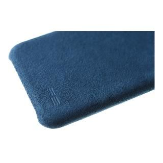【iPhone8 Plus/7 Plusケース】パワーサポート Ultrasuede Air jacket ブルー iPhone 8 Plus/7 Plus_4