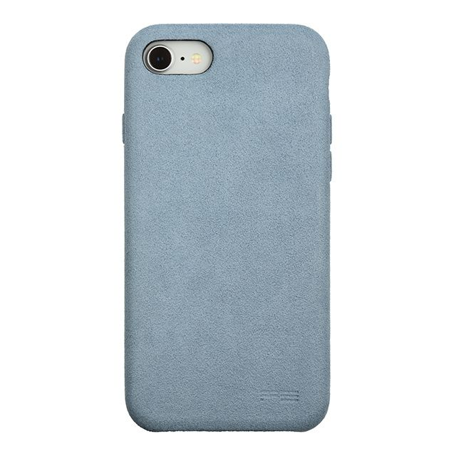 iPhone8/7 ケース パワーサポート Ultrasuede Air jacket スカイ iPhone 8/7_0