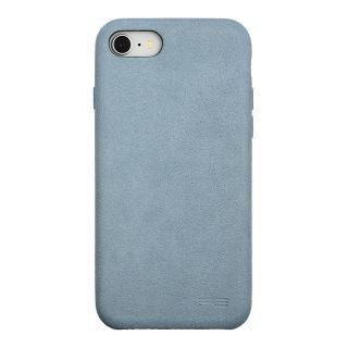 パワーサポート Ultrasuede Air jacket スカイ iPhone 8/7