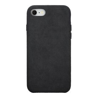 パワーサポート Ultrasuede Air jacket アスファルト iPhone 8/7