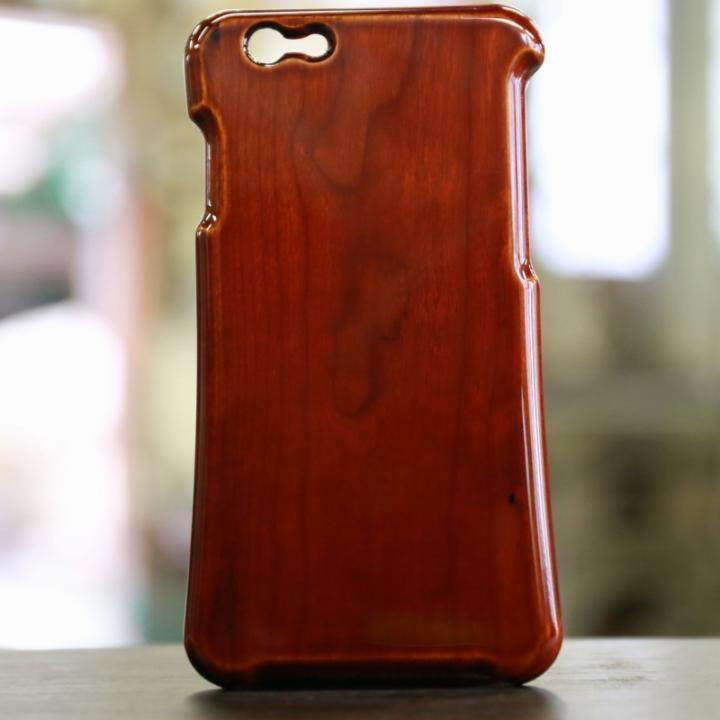 【iPhone6s Plus/6 Plusケース】松葉製作所飛騨春慶塗 木製ケース iPhone 6s Plus/6 Plus_0