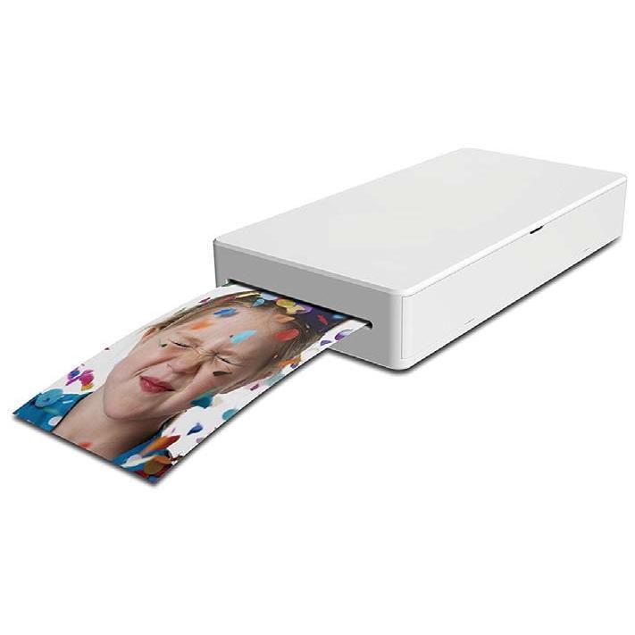 Holga Digital モバイルフォトプリンター ホワイト_0
