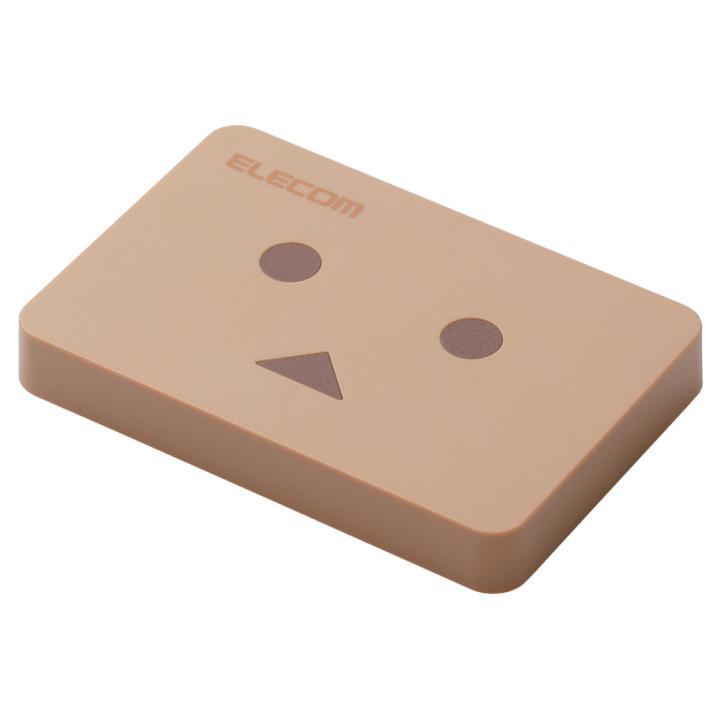 エレコム ダンボーモデル ポータブルハードディスク HDD 500GB_0