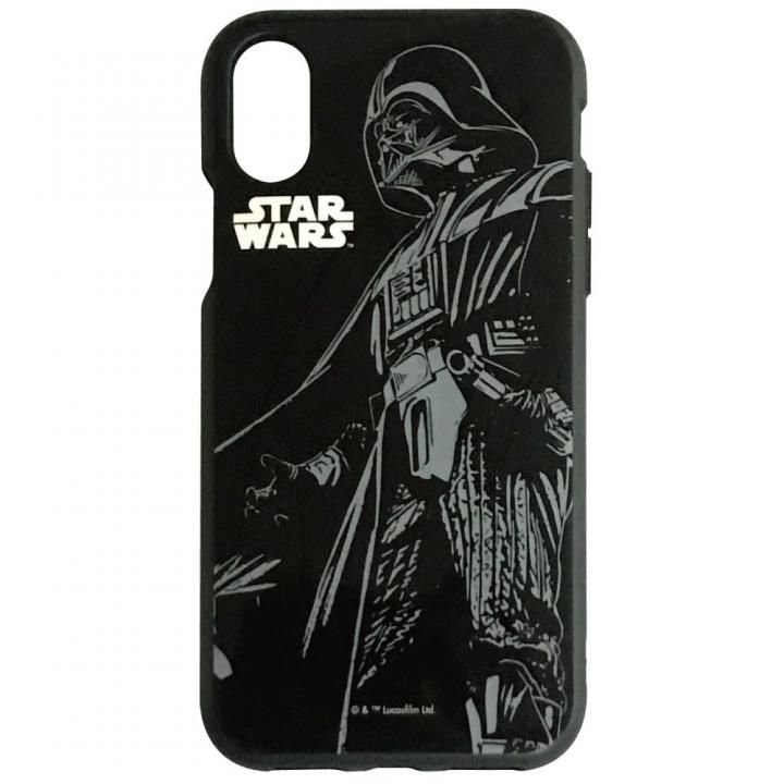 iPhone X ケース STAR WARS IIII fitダース・ベイダー iPhone X_0