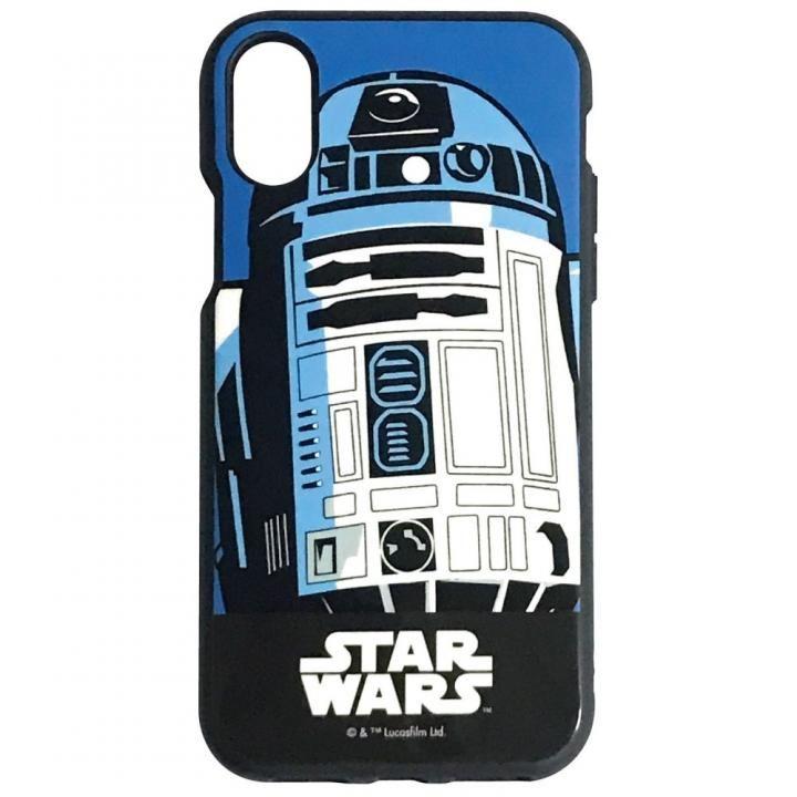 iPhone X ケース STAR WARS IIII fitR2-D2 iPhone X_0