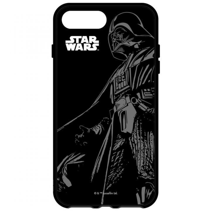 iPhone8 Plus/7 Plus ケース STAR WARS IIII fitダース・ベイダー iPhone 8 Plus/7 Plus/6s Plus/6 Plus_0