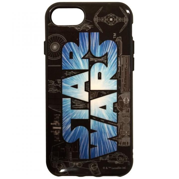 iPhone8/7/6s/6 ケース STAR WARS IIII fitロゴ iPhone 8/7/6s/6_0